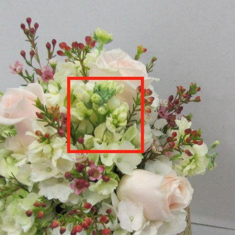 Hydrangea Bridal Bouquet Tutorial Adding Stock Flower