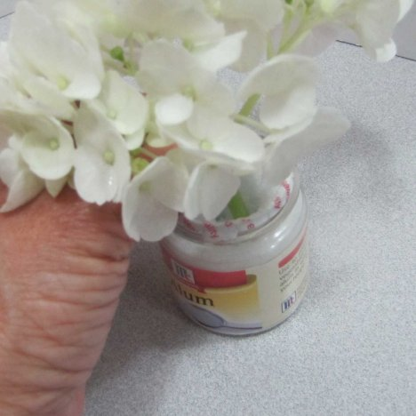 how to make bridal flower