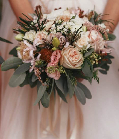 Make Your Own Bridal Bouquet: Make Your Own Bridal Bouquet