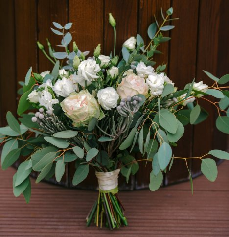 Make Your Own Bridal Bouquet Diy Wedding Flower Tutorials Recipes