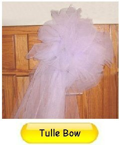 Wedding Pew Decorations Easy Step By Step Free Flower
