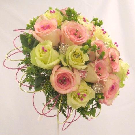 Wedding bouquet ideas free flower tutorials for Bouquet internet